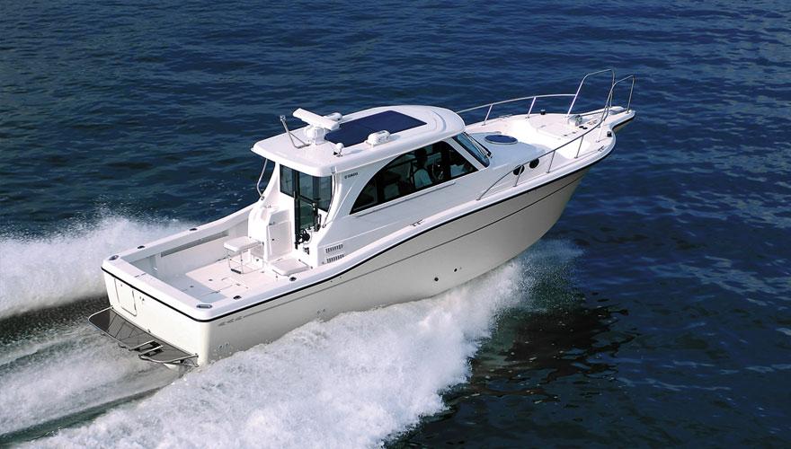 Fr340 04 yamaha fishing boats for Yamaha fishing boats